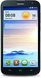 "Huawei Ascend G730 - Smartphone libre Android (pantalla 5.5"", cámara 5 Mp, 4 GB, Quad-Core 1.3 GHz, 1 GB RAM, Dual SIM), color negro"