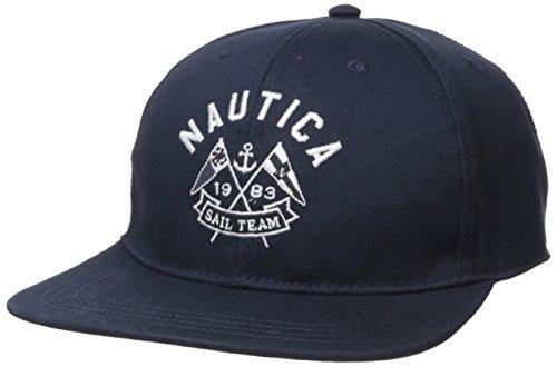 h Signature Logo Cap Hat, Navy One Size ()