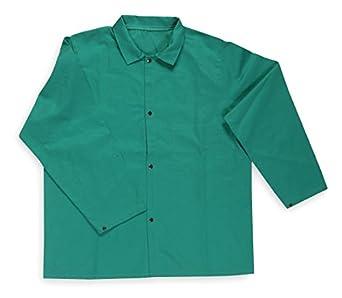 Condor 6 nb85 chaqueta, retardante de llama, verde, XL ...