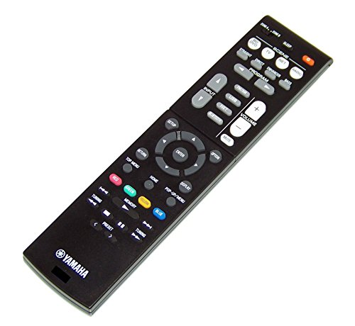 Price comparison product image OEM Yamaha Remote Control Originally Shipped With: HTR4068, HTR-4068, RXV481, RX-V481