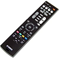 OEM Yamaha Remote Control Originally Shipped With: RXV581, RX-V581, TSR5790BL, TSR-5790BL