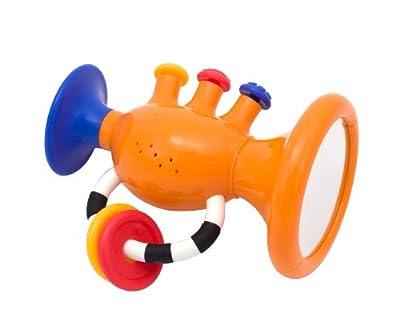 Sassy Trumpet Tunes Developmental Toy by Sassy