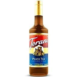 Torani® Peach Tea Syrup