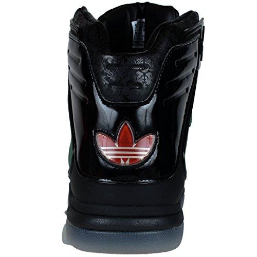 Adidas da uomo Tech Street Mid Sneaker Green