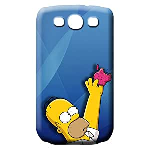 samsung galaxy s3 cell phone skins Cases Excellent Fitted New Arrival Myerscase Anti Drop Vhghtl4634 Homer Pink