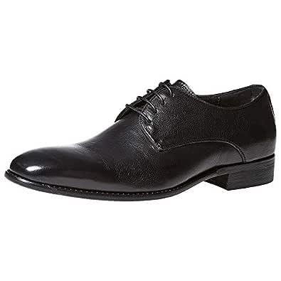 Class Man Black Oxford & Wingtip For Men