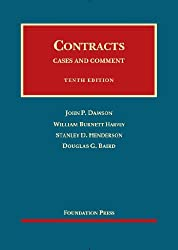 Contracts: Cases and Comment (University Casebook Series)