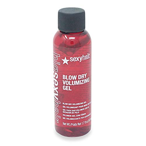 Sexy Hair Concepts Big Sexy Hair Blow Dry Volumizing Gel, 1.7 oz