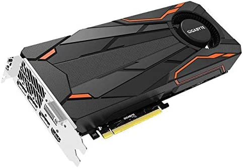 Gigabyte GeForce GTX 1080 Turbo OC 8GB Video Graphics Cards GV-N1080TTOC-8GD