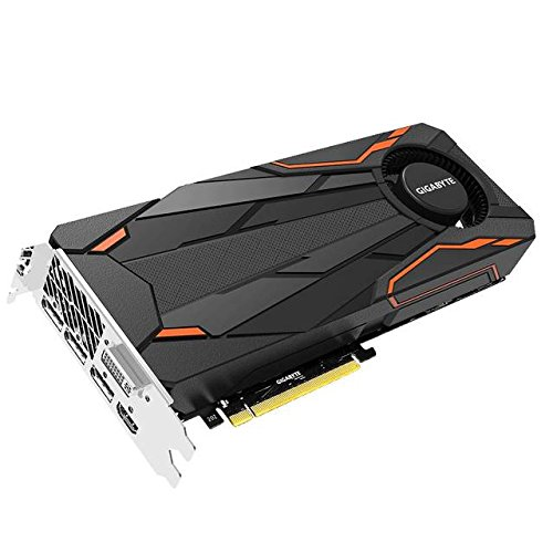 Gigabyte GeForce GTX GV-N1080TTOC-8GD Video Graphics Cards by Gigabyte