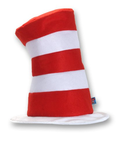 Elope Cat in the Hat (Adult Book Character Costumes)
