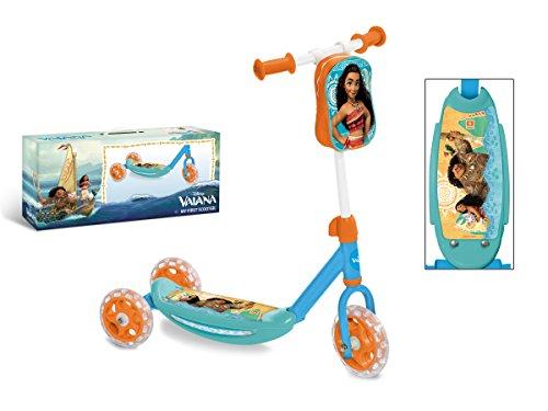 Vaiana-MD-18474 Patinete,, Talla Ajustable (Mondo Toys MD-18474): Amazon.es: Juguetes y juegos
