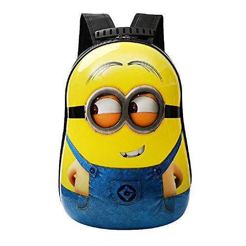 3D Cute Cartoon Toddler Backpack soft handle large capacity Waterproof Preschool Backpack surface Schoolbag for Kids Lunch Box Carry Bag