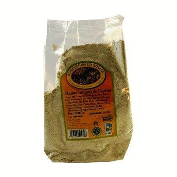 IJSALUT - Harina Espelta Int Eco Bio Goret 500 Gr: Amazon.es: Salud y cuidado personal