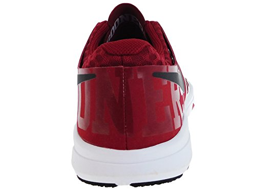 Nike SKY FORCE 88 MID, MEDIUM GREY/WHITE Team Crimson/Black/White