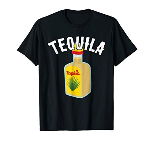 Tequila Lime And Salt Shirts, Matching Halloween T-Shirt