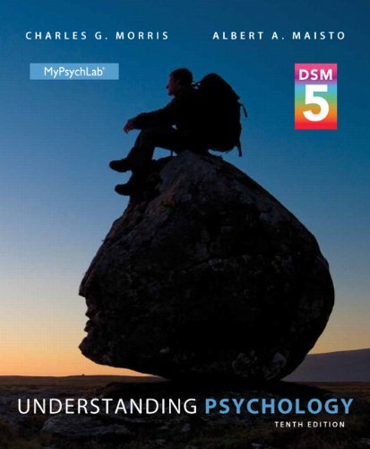 Understanding Psychology with DSM-5 Update (10th Edition) -  Maisto, Albert A, Paperback