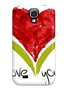 New Style Ideal Case Cover For Galaxy S4(best Love Quotes With Image), Protective Stylish Case T8AE7ZF8YSLDT8LN