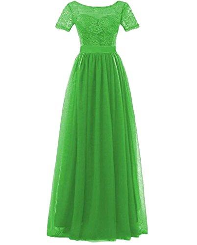 Leader of the Beauty - Vestido - para mujer verde verde esmeralda 46