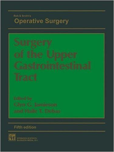 Descargar Libros Para Ebook Gratis Surgery Of The Upper Gastrointestinal Tract PDF Gratis Sin Registrarse