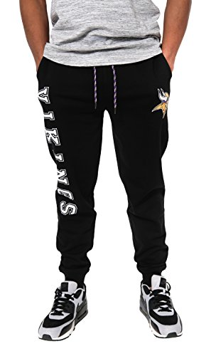 Minnesota Sweatpants - Men's Jogger Pants Active Basic Fleece Sweatpants
