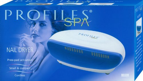 (Profiles SPA Pro Nail Dryer by Profiles Spa)