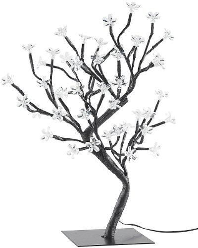 Lunartec LED-Leucht-Baum im Kirschbaum-Design, 45 cm