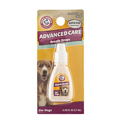 Arm & Hammer Advanced Care Breath Drops, Vanilla Ginger (Fresh Breath Drops)