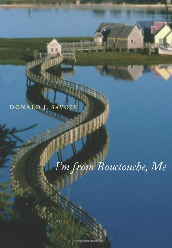 I'm from Bouctouche, Me: Roots Matter (Footprints Series)