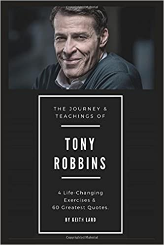 Tony Robbins The Journey Teachings Includes 4 Life