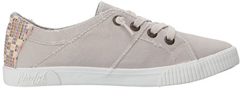 Pictures of Blowfish Women's Fruit Sneaker Sand Grey Sand Grey Smoked Oz Canvas 3