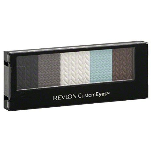 Revlon Custom Eyes Shadow & Liner Palette, Beach Beauty, .2