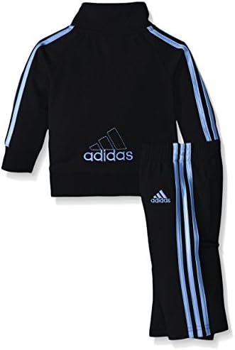 adidas Baby Boys Tricot Jacket & Jogger Pants Set & Reviews
