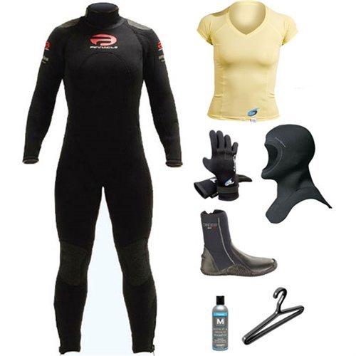 Pinnacle Cruiser 7mm Women's Jumpsuit Package (Pinnacle Cruiser)