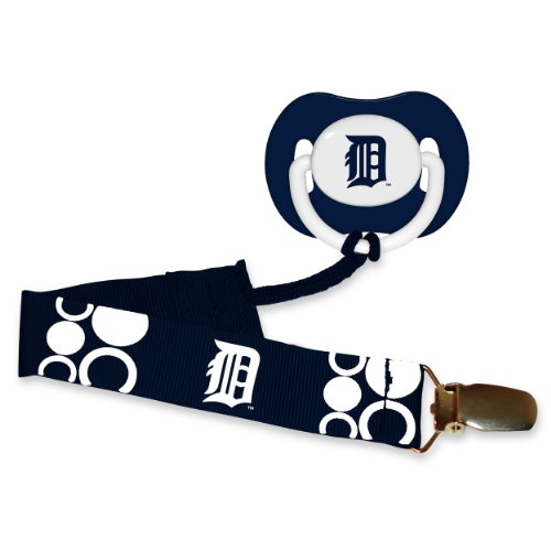 Detroit Tigers Baby Fanatic Pacifier