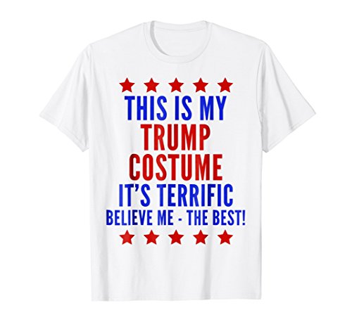Mens This Is My Trump Costume T Shirt