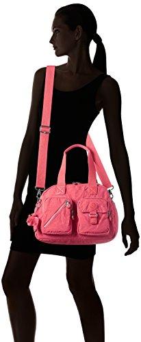 Defea Main Kipling Pink City Sacs Femme Rose Portés 78qPS