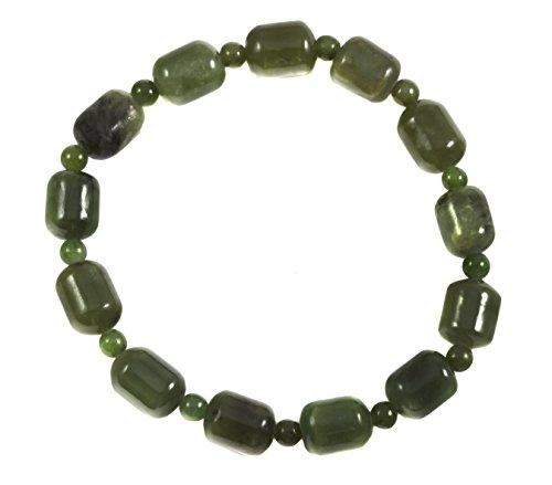 Jade Bracelet Green Nephrite B