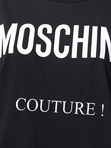 shirt T Moschino Noir Femme Coton J070255401555 WZXn4