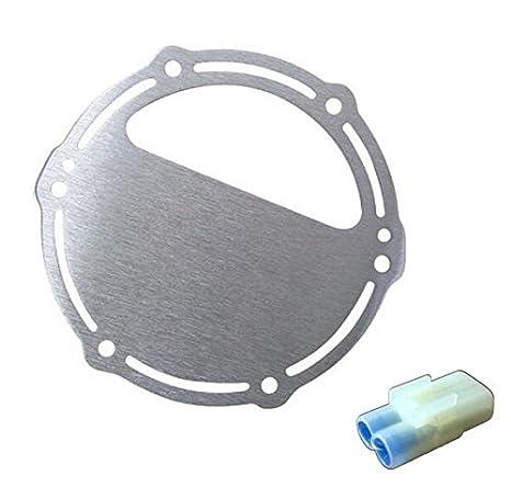 machter Catalizador D Placa & Cat eliminación chip compatible con Yamaha 1300 1200 800 Gpr XLT