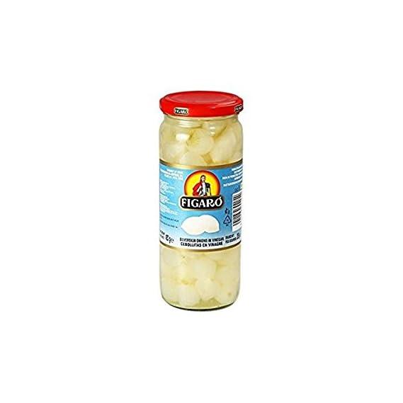 Figaro Silverskin Onions, 285g