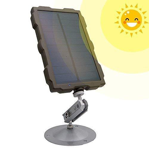 TOP-MAX 1.5W Mini Solar Panel, Solar Power Supply Pack kit B