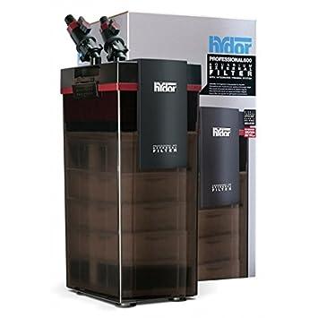 Hydor Professional 600 - filtro esterno per acquari fino a 600 L ...