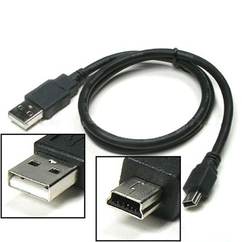 EopZol™ USB Cable PC Data Sync Charger Cord for OAKLEY Thump 2 Razrwire O Rokr - Sun Glasses Thump