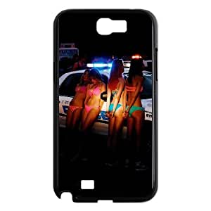 Spring Breakers Samsung Galaxy N2 7100 Cell Phone Case Black phone component AU_570462