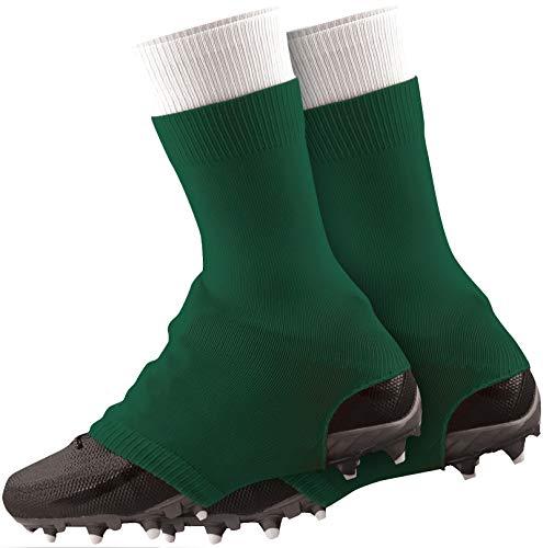 TCK Razur TDI Spat Wrap Cleat Covers (Dark Green, Small)