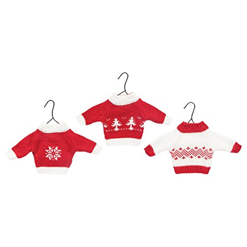 GALLERIE II Mini Knit Sweater Ornament ()