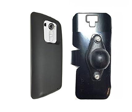 the best attitude 9c030 088e9 Slipgrip Ram Holder for Lg G4 Using Mophie Juice Pack Case: Buy ...