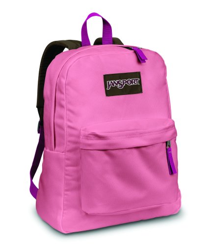 JanSport T501 Superbreak Backpack - Rosewater Pink (B00264GCUA ...
