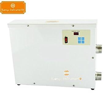 Equipo comercial de piscina de agua eléctrico calentador termostato controlador de temperatura para Spa baño